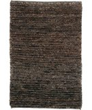 RugStudio presents Classic Home Hand-Knotted Hemp Dark Chocolate Silky Loop 300-7205 Hand-Knotted, Better Quality Area Rug